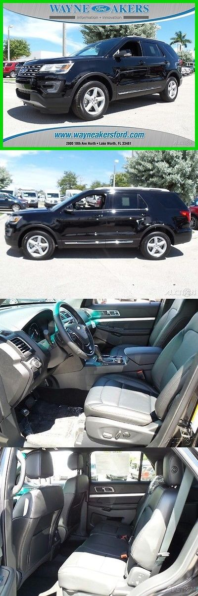 SUVs: 2017 Ford Explorer Xlt 4Wd 2017 Xlt 4Wd New 3.5L V6 24V Automatic 4Wd Suv Premium BUY IT NOW ONLY: $100.0