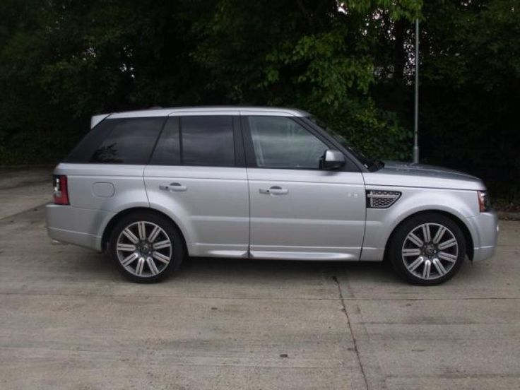 2010 LAND ROVER RANGE ROVER SPORT 4.2 V8 SUPERCHARGED HSE  Mileage:	47, 940 miles Transmission:	Automatic Exterior Color: Silver Interior Color:	Black Gas Mileage:	12 MPG City 17 MPG Highway Engine:	V8 Major Options:	 Leather.