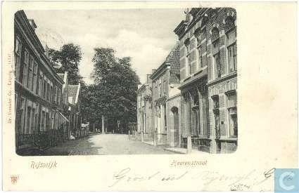 Ansichtkaarten - Rijswijk ZH - Heerenstraat