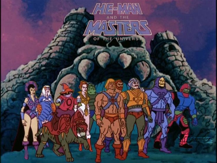 He-Man and Master Of The Universe