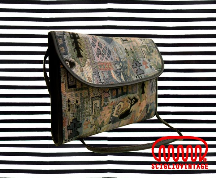 Tapesty's Bag #scigliovintage