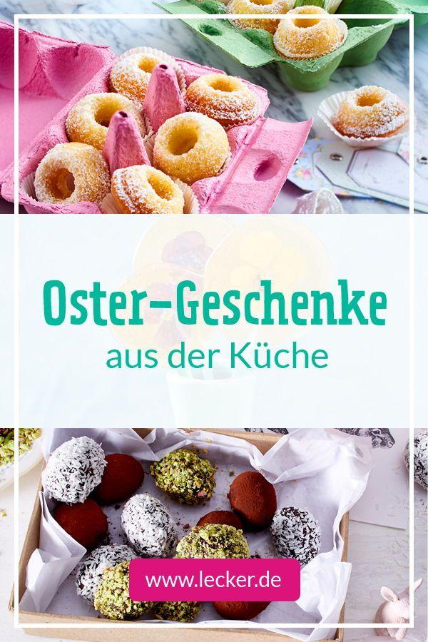 Ostergeschenke aus der Küche | Ostern Mitbringsel | Geschenkidee ...