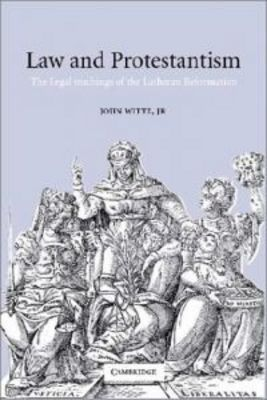 Law and Protestantism: The legal teachings of the Lutheran Reformation, by John Witte, Jr, addresses how the reformation affected modern justice. ISBN-13: 978-0521012997