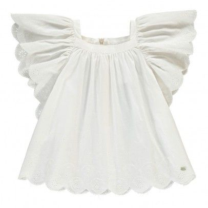 Tartine et Chocolat Blouse Broderie Anglaise-listing