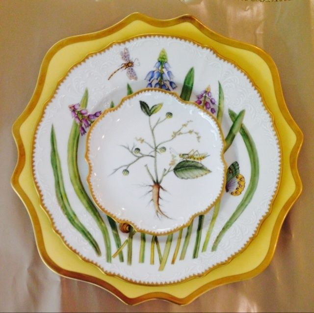 Anna Weatherley Is Garden Party Perfect Tabletop Pinterest More Anna Tabletop And China