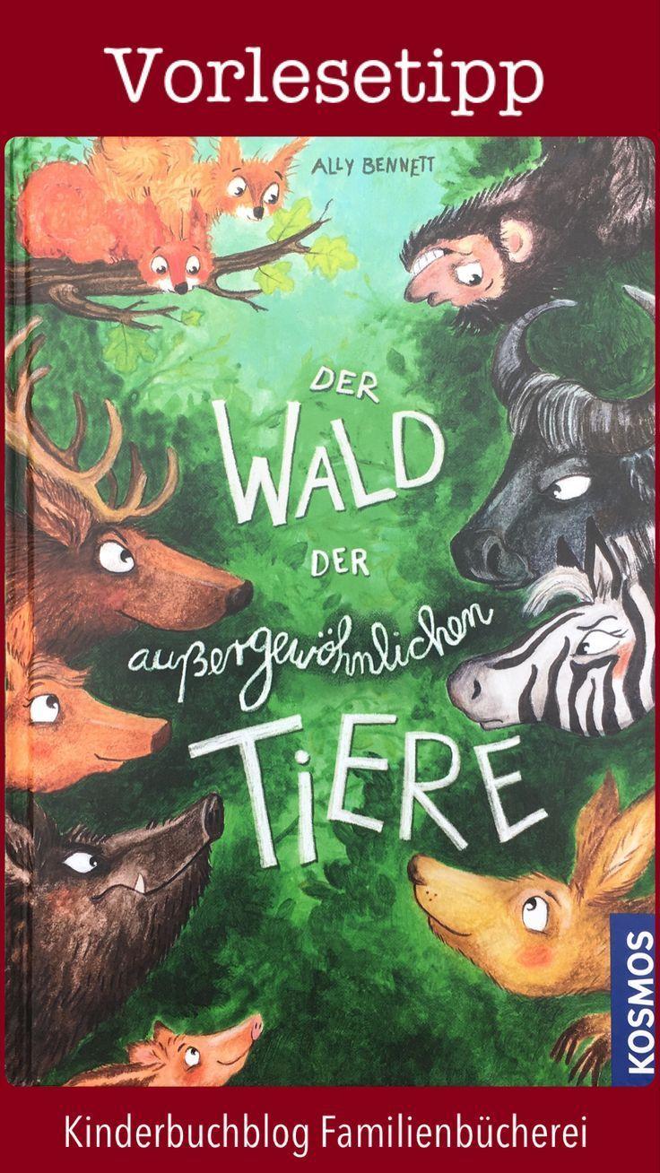 Was Die Tiere Im Wald So Machen Kinderbuchtipps Uber Tierische