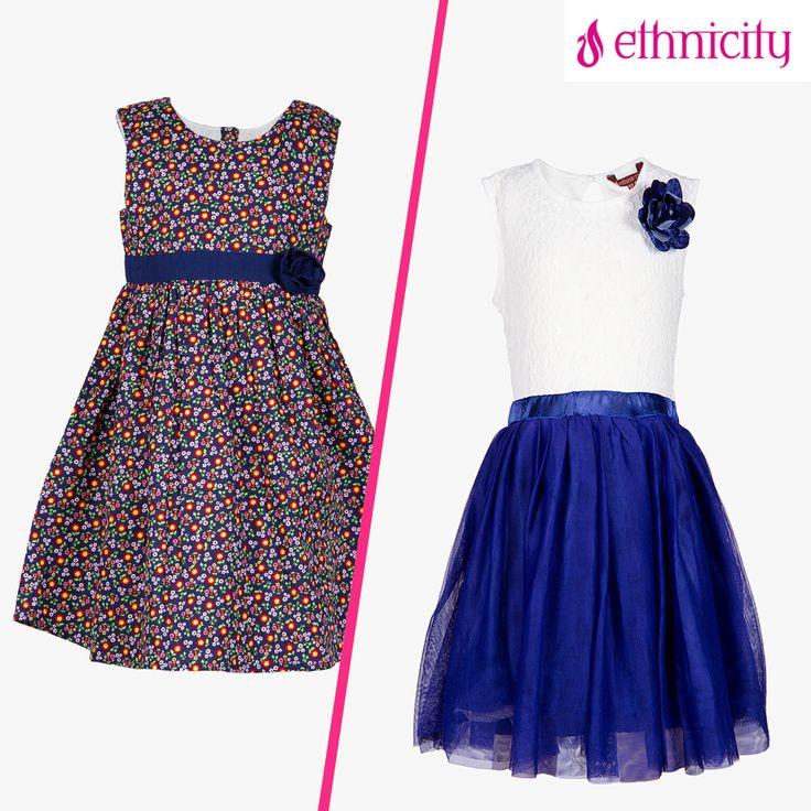 We think kids pull off  ethnic wear in the cutest way possible. Don't you think? #kidswear #kidsfashion #kidswear