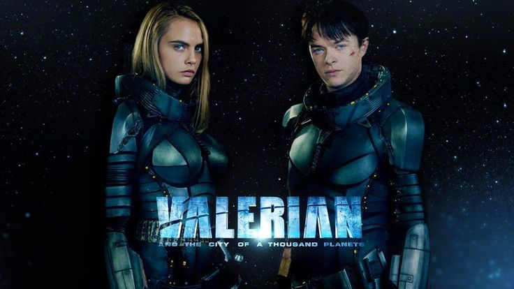 Valerian and the City of a Thousand Planets: Trailer