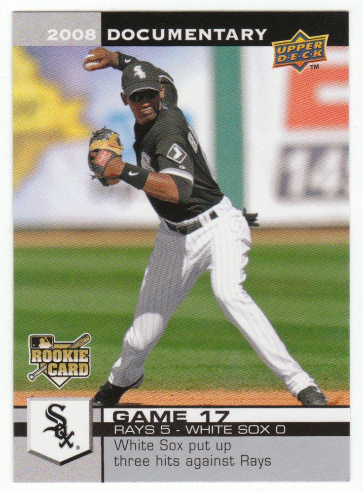 Alexei Ramirez RC # 367 - 2008 Upper Deck Documentary Baseball MLB Rookie