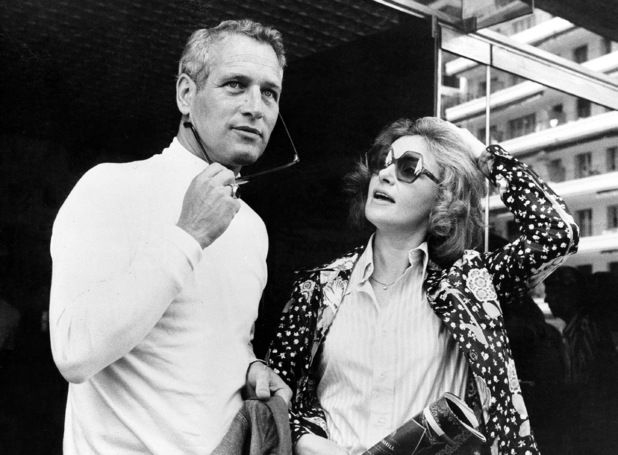 Joanne Woodward & Paul Newman pic via http://www.digitalspy.co.uk