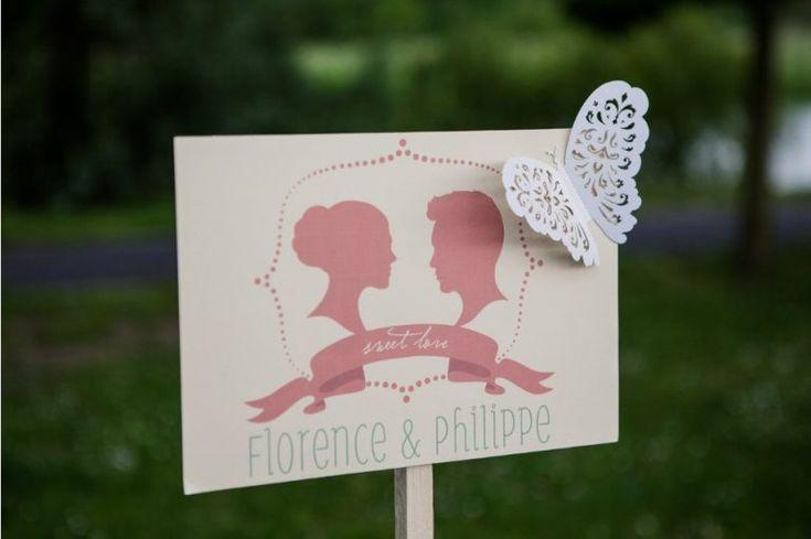 Décoration de mariage Cour de Honau