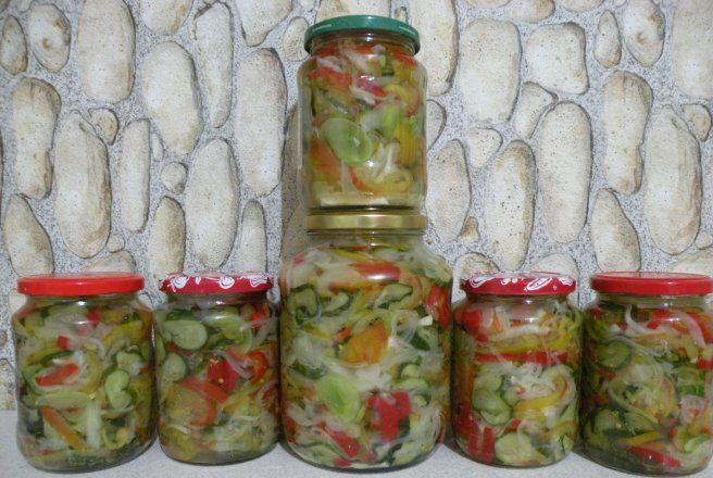 Retete Culinare - Salata de toamna