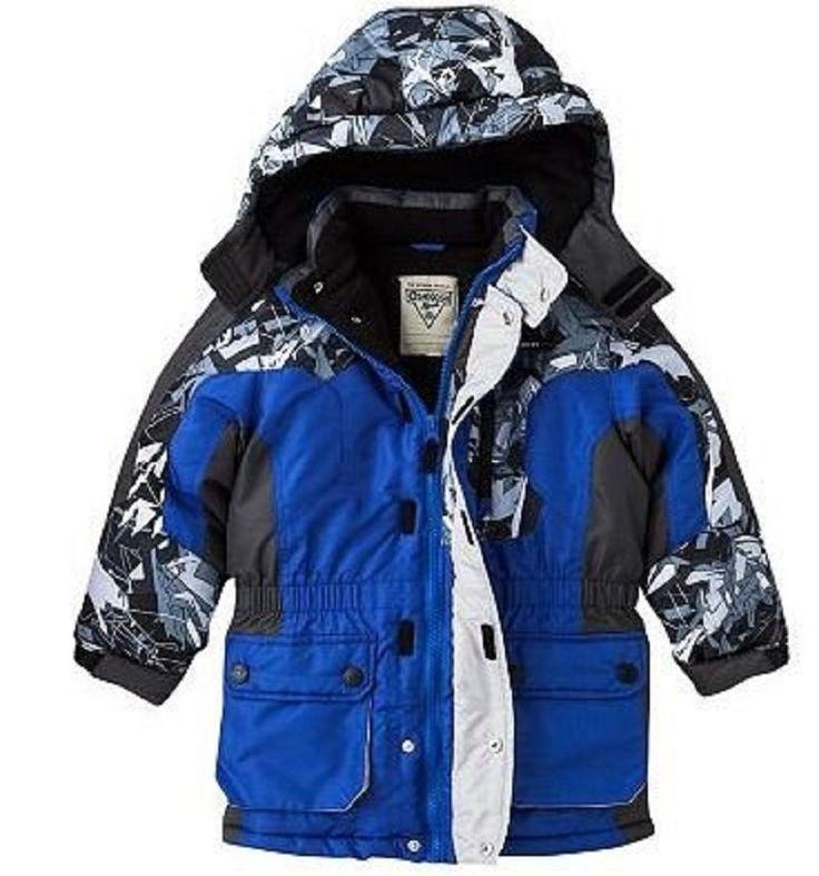 cad109b85ca0 OshKosh B gosh Colorblock Parka Jacket (5