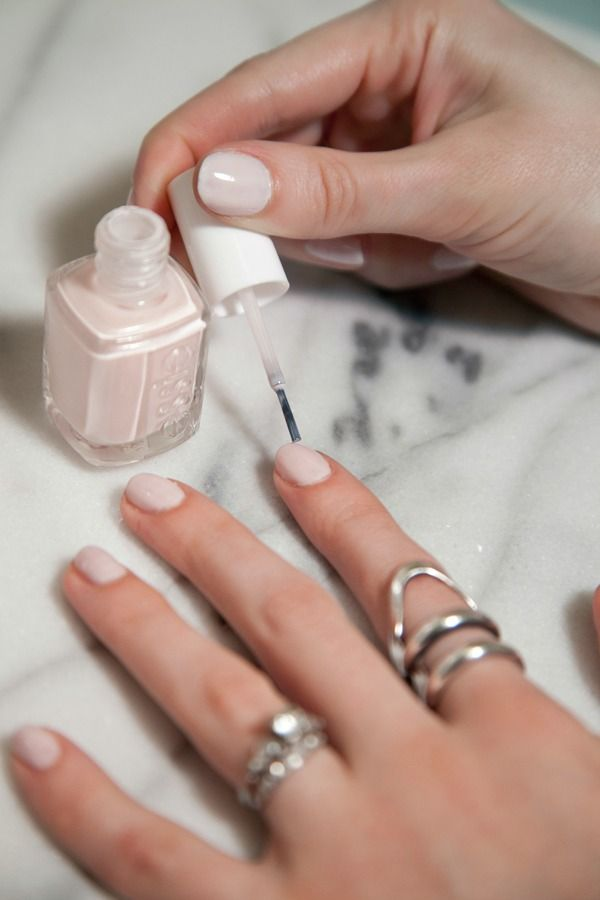 Greatest Hits Essie Ballet Slippers Is The Only Neutral