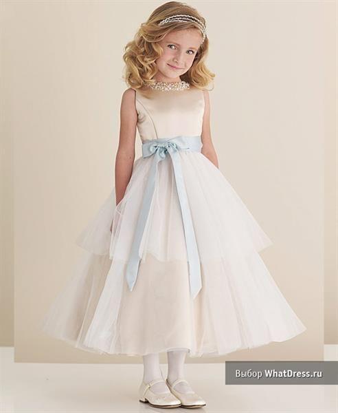 Децкое вечернее платье
