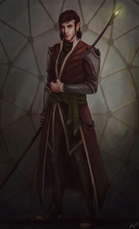 Zeno the Healer (Luralei village)
