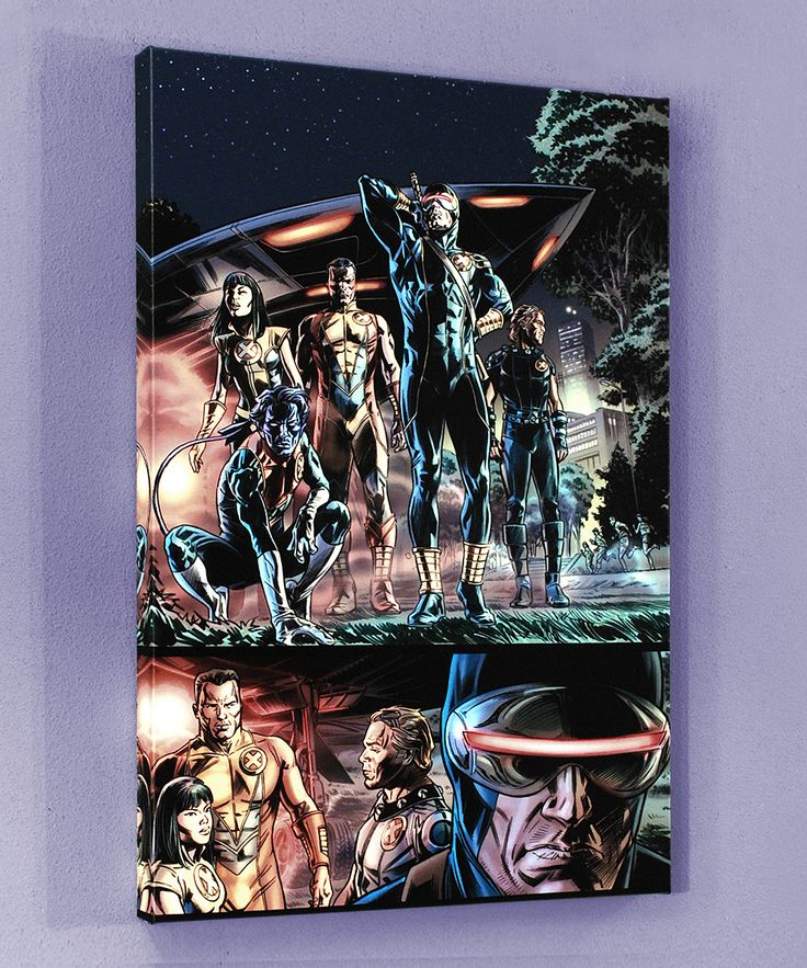 Wolverine: Origins #34 Limited-Edition Gallery-Wrapped Canvas