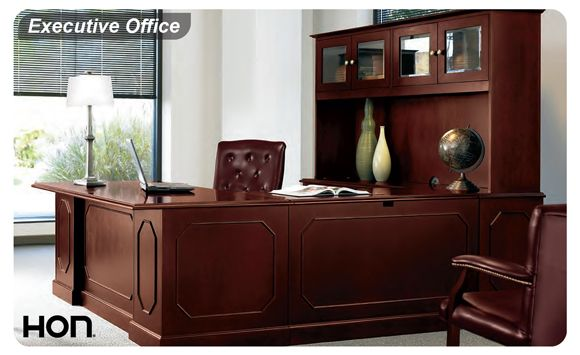 Traditional office furniture for the classic look