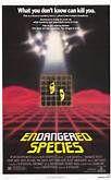 Endangered Species (1982). [R] 97 mins. Starring: Robert Urich, JoBeth Williams, Paul Dooley, Hoyt Axton, Peter Coyote, Marin Kanter, Gailard Sartain, Dan Hedaya, Harry Carey, Jr. and John Considine