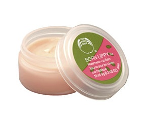 Get Kissable Lips with the Body Shop's Lip Care Products