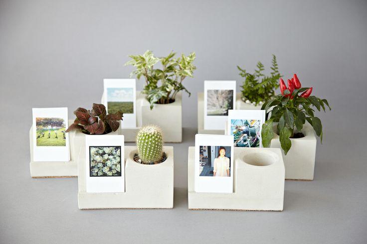 Printstagram - Concrete Planter