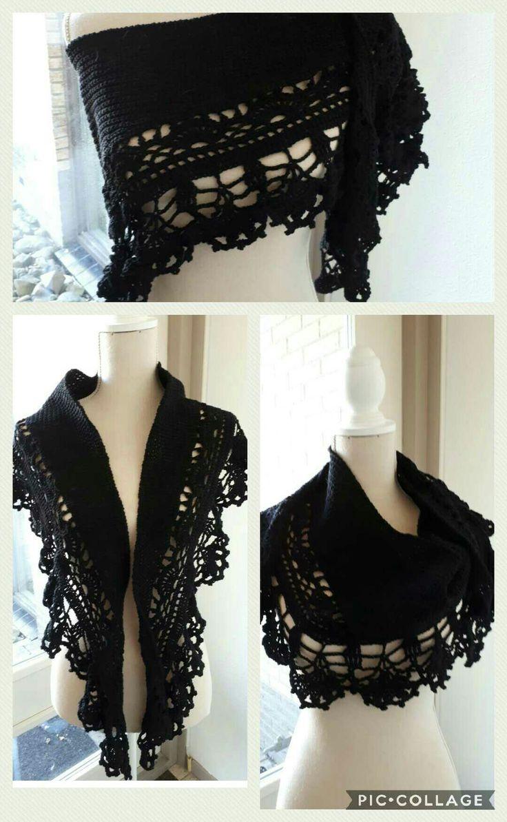 Ilvy shawl