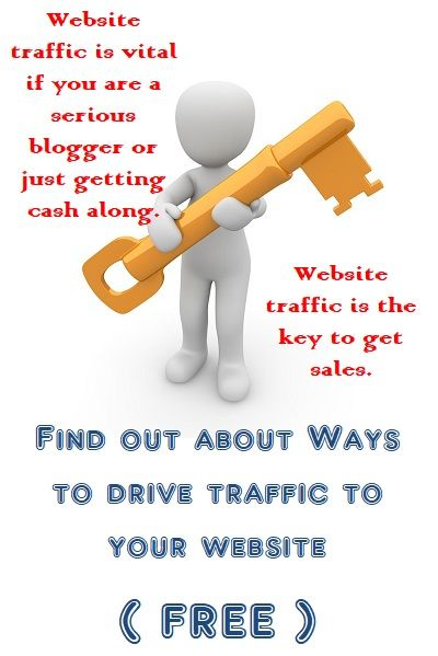 Website traffic is vital if you are in the serious blogger or just getting cash along with your blog.  In the case your weblog visitor is low, possibly are so is your sales.  So how do you increase your blog traffic?