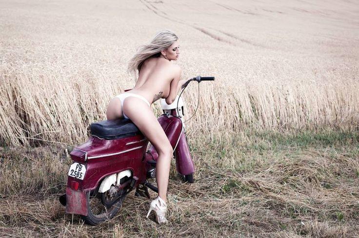 Jawa Pionyr #Sexy #Motorcycles #Czechoslovakia