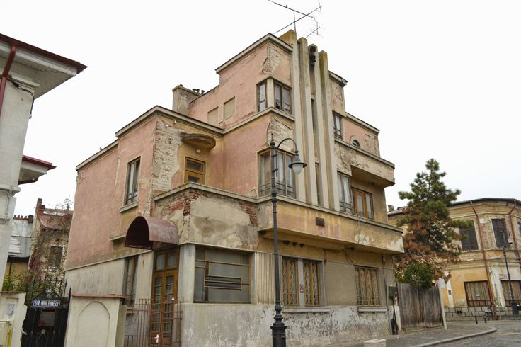 Casa Eltin (1884), strada Eminescu Mihai 44, Slatina