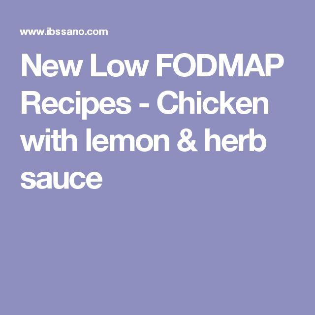 1000+ images about Gluten free recipes on Pinterest | Low Fodmap ...