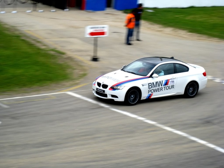 BMW M-Power Tour