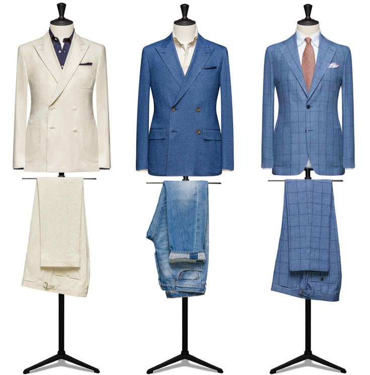 how to choose a tailored suit