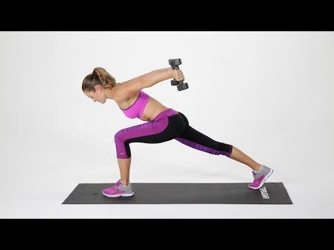 5-Minute Arm Jiggle Workout | Class FitSugar - YouTube
