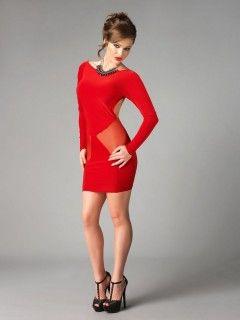 Sophia Red sukienka