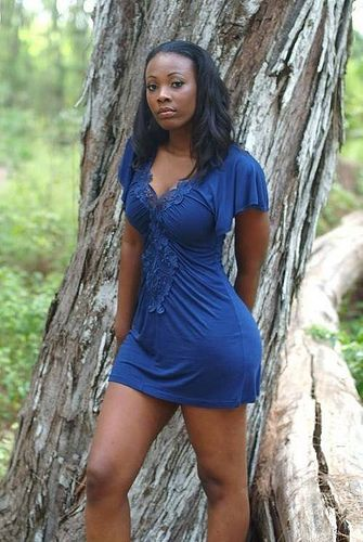 A Beautiful African Young Lady From Gabon  Beautiful -7589