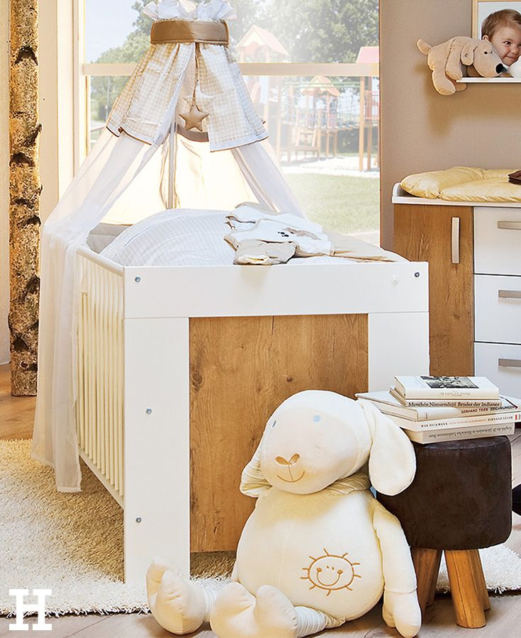 93 best baby kinderzimmer images on pinterest apartments babies rooms and baby bedroom - Babyzimmer michi ...
