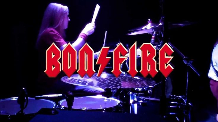 Bonfire - AC/DC Tributed Band - 03 - Back In Black - Live in Louisville
