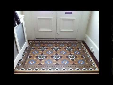 original victorian tiled hallway - Google Search