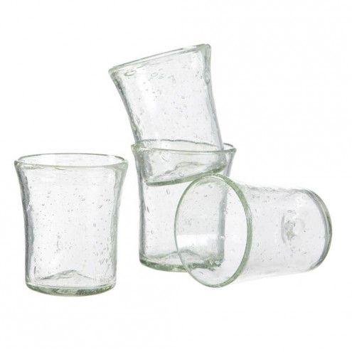 Clear Glass Wine Decanter Set | VivaTerra