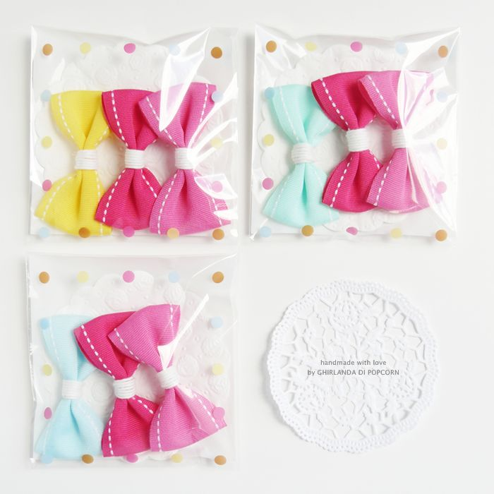 Ghirlanda di Popcorn | progetti creativi: sacchetti di carta