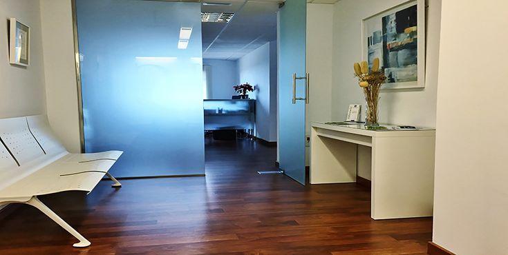 Reforma de local para Nuevas oficinas de  Hispacolex  en Teatinos (Málaga)