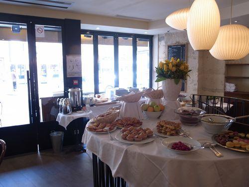 Paris, Café Louise, brunch0016743
