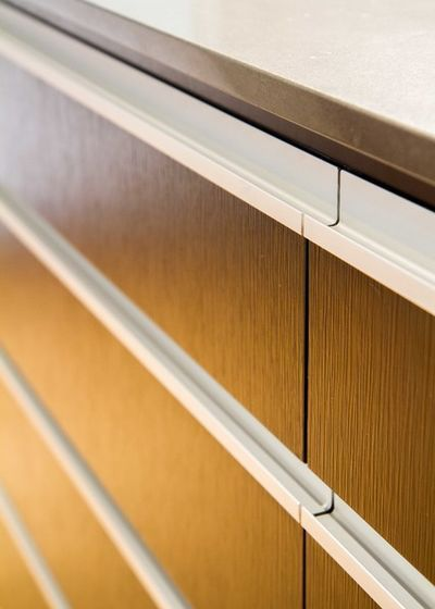 41 best aluminum extruded handles images on pinterest cabinets aluminum extruded handles on veneer cabinet doors sciox Images