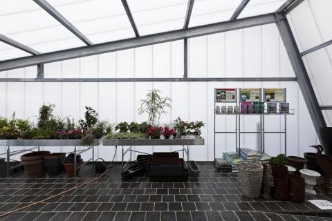 green house, Belgium, Specimen Architects, plant nursery, design, architecture