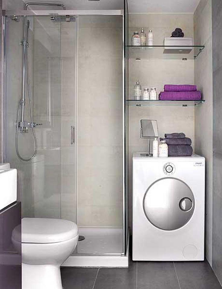 Best 25+ Tiny bathrooms ideas on Pinterest Small bathroom layout - decorating ideas for small bathrooms