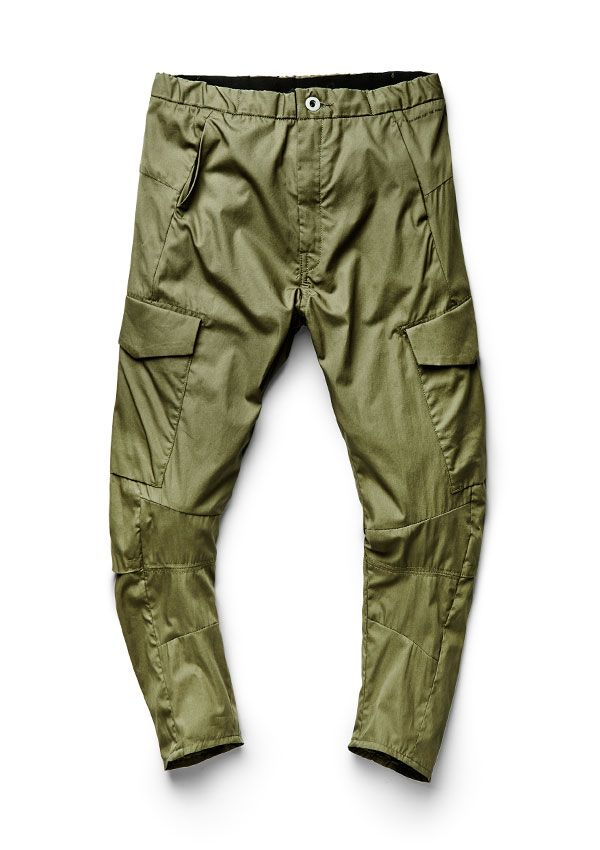 Tycho Loose Tapered pants from the G-Star summer collection.