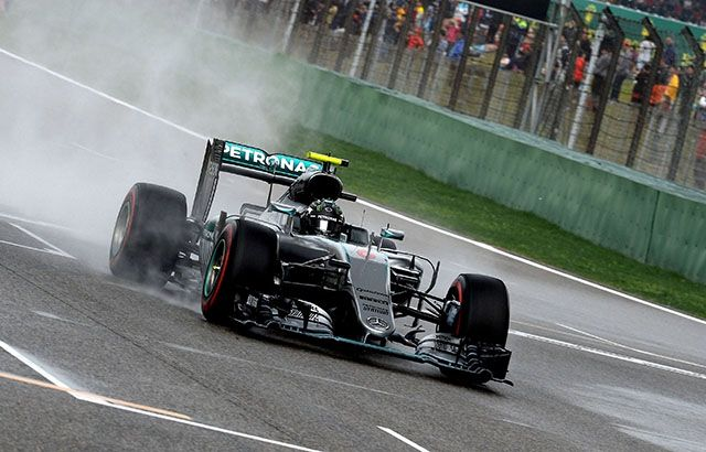 F1, China 2016: Rosberg - trei victorii in trei curse!