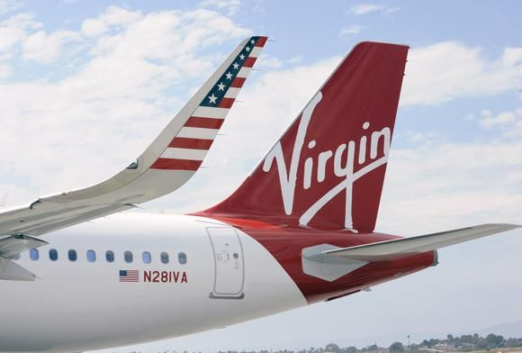 Image source: Virgin America.