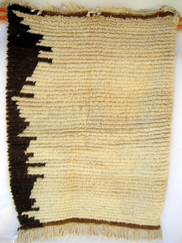 Berber rug from the region Azilal