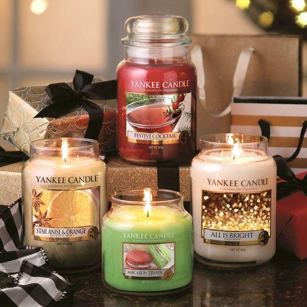 Yankee Candle – vonná svíčka Macaron Treats, střední
